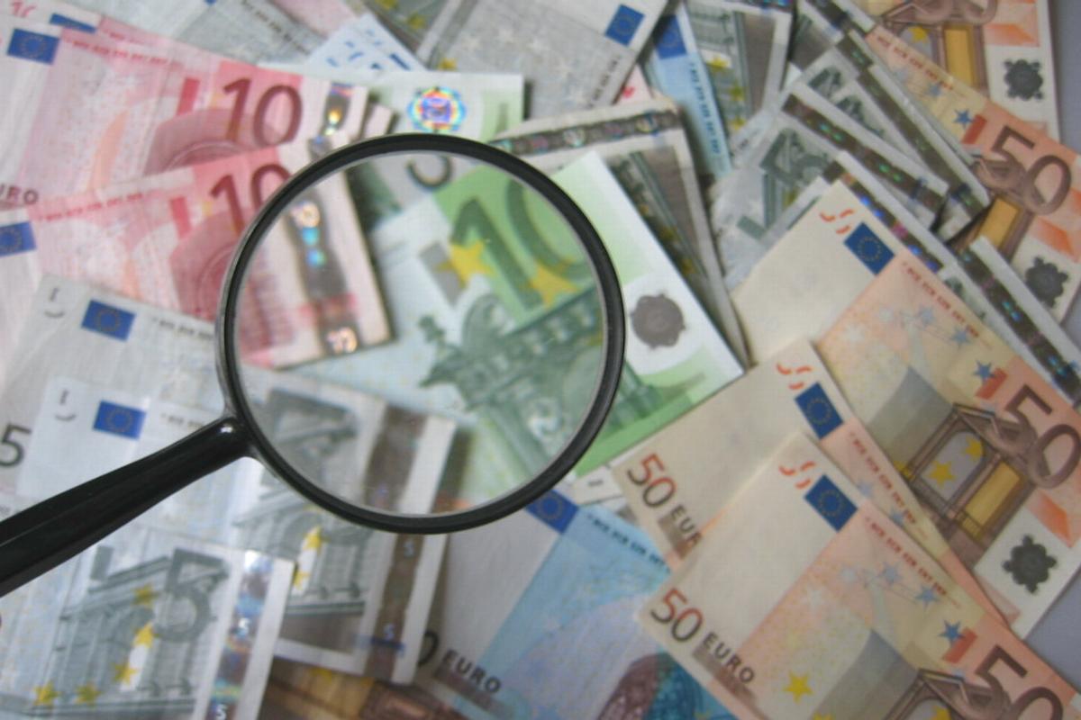 Datování bankovek