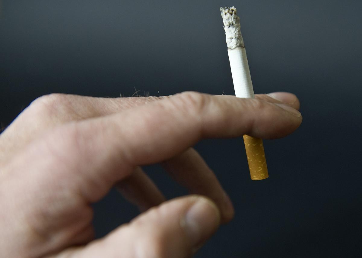 jak dáte člověku kouření?