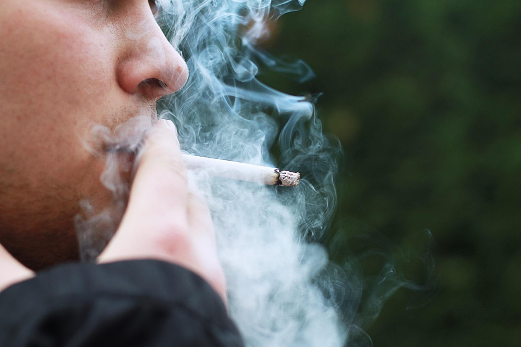 Peter severní kouření