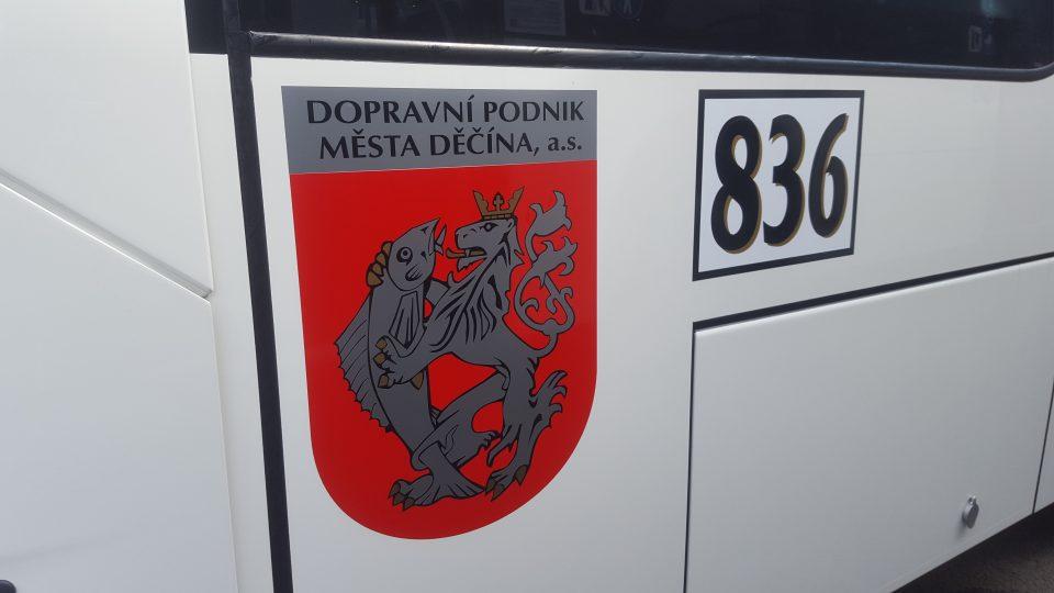 V Děčíně začnou jezdit nové autobusy na CNG