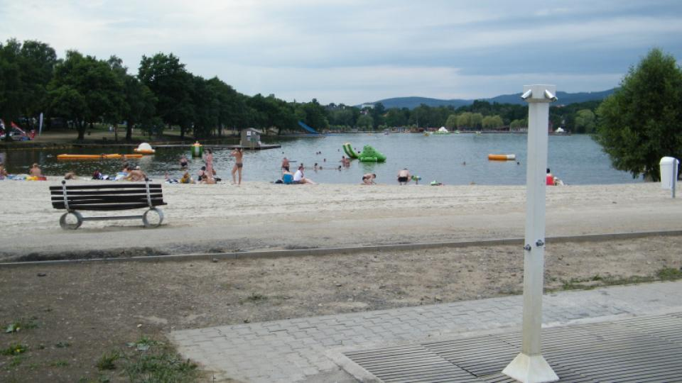 Kamencové jezero (ilustr. obr.)