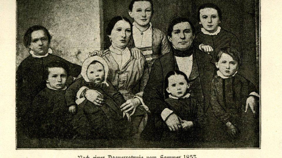 Rodina Wolfrumova