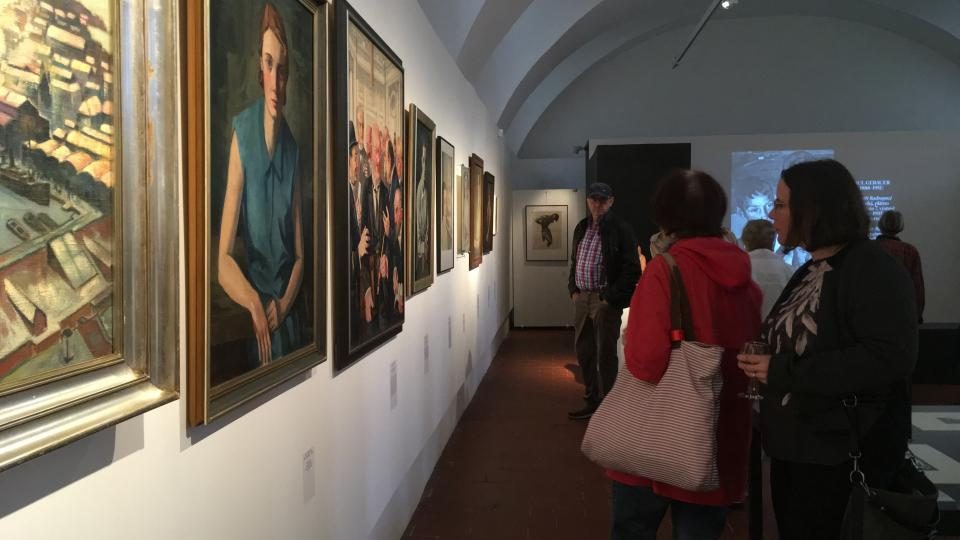 Regionální muzeum v Teplicích poprvé představuje část jedinečné sbírky děl německých výtvarníků z 30. let