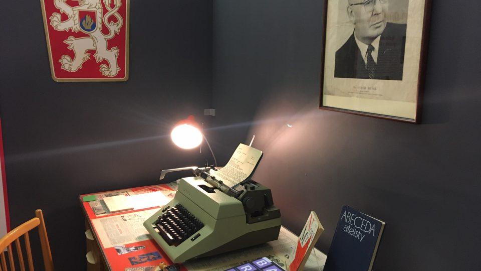 Chomutovské muzeum připomíná události listopadu 1989 formou únikové hry