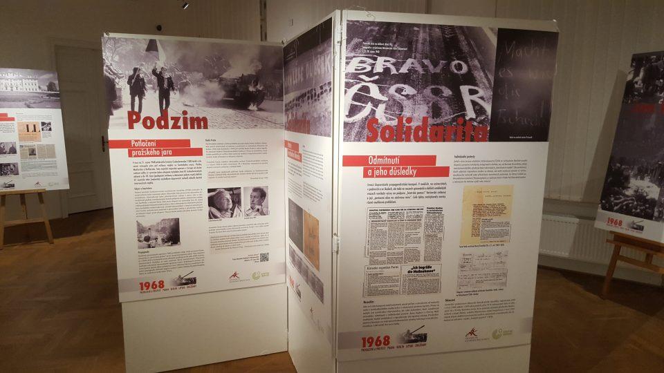 """V ústeckém muzeu začíná výstava """"Probuzení a protest"""""""