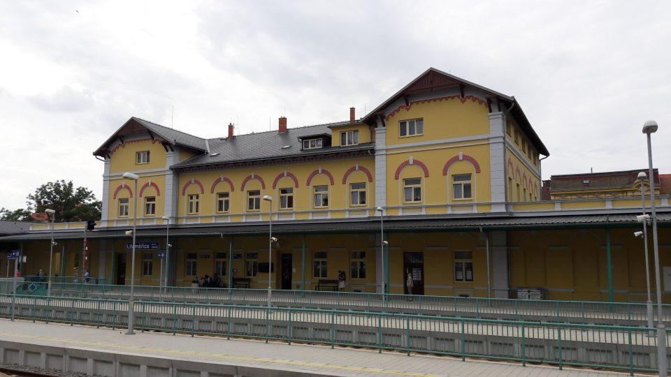 Litoměřické horní nádraží je po kompletní opravě