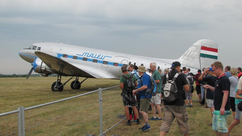 Na letišti v Roudnici nad Labem je patnáctý ročník Memorial Air Show