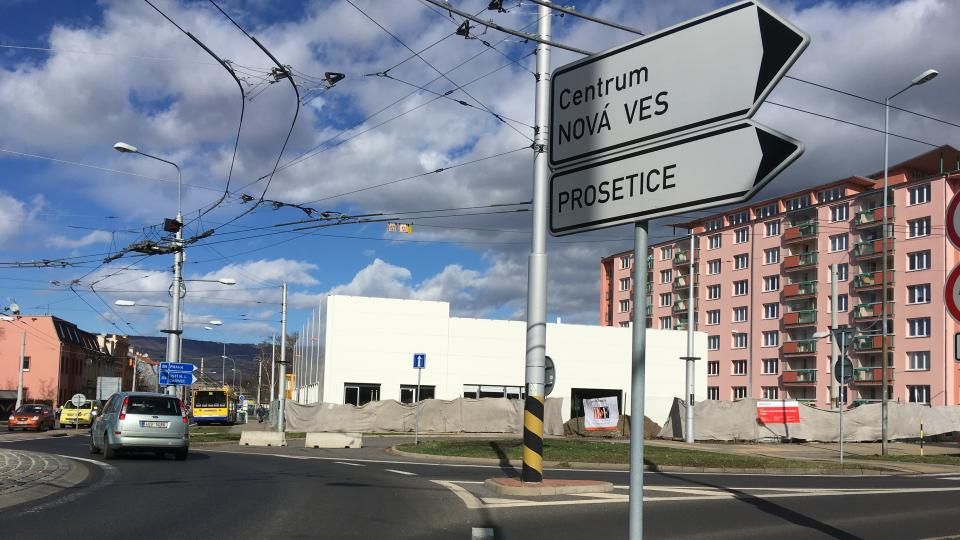 Nová dialýza bude v Teplicích nedaleko nemocnice, otevřít by se měla v září