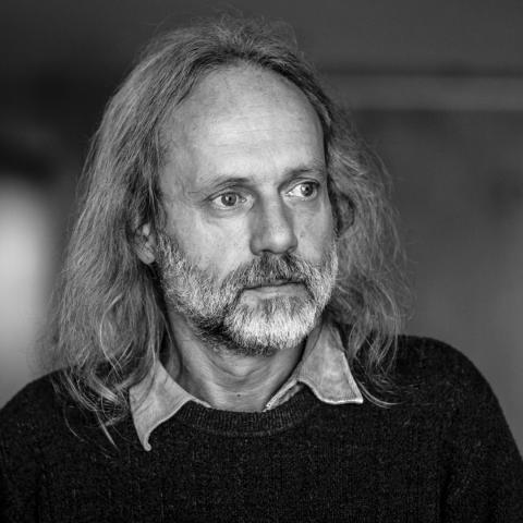 Básník Petr Hruška
