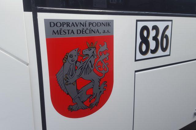 Autobusy na CNG v Děčíně