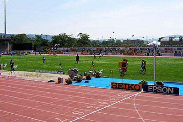 lehkoatletický stadion | foto: Tomáš Kohout,  Český rozhlas