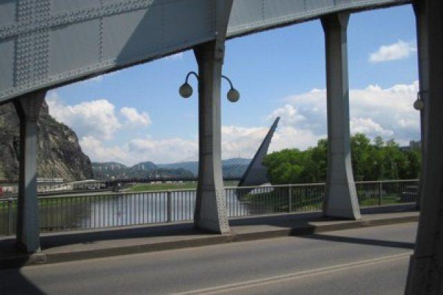 mosty v Ústí nad Labem