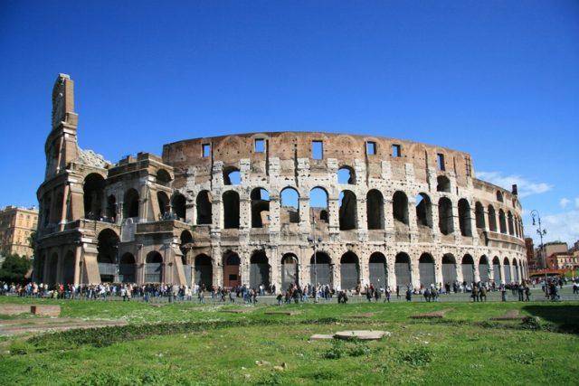 Římské Colosseum