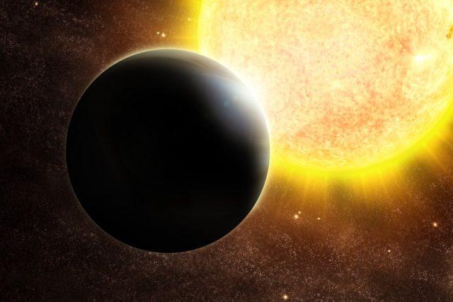 Detekovat exoplanetu je obtížné,  ale její přirozený satelit ještě obtížnější | foto: ESO