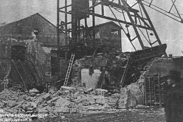 Neštěstí na dole Nelson | foto:  Podkrušnohorské technické muzeum