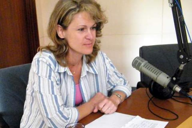 Iveta Rabasová - ředitelka ZOO Chomutov