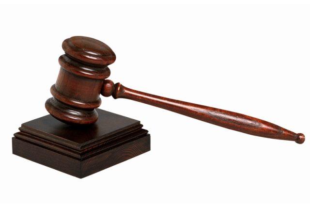 Soudcovské kladívko