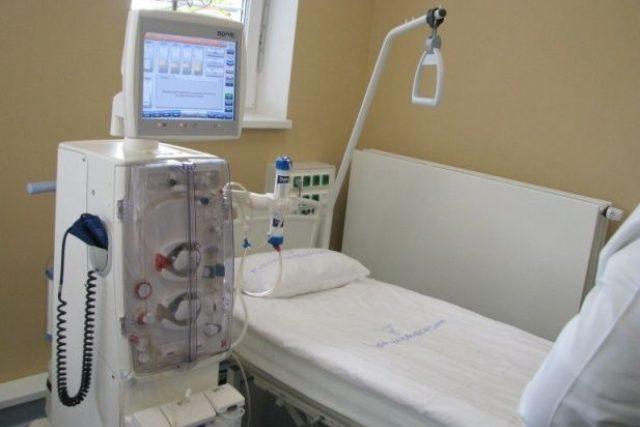 Ve Slaném otevřeli oddělení pro dialýzu