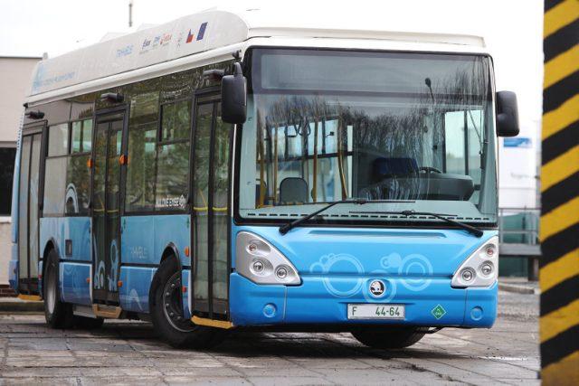Autobus na vodík