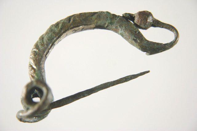 Keltské šperky z Lahošťského pokladu