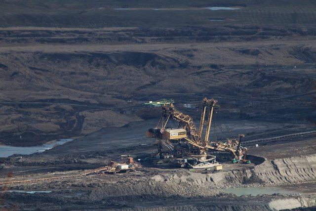 Těžba (ilustrační foto)