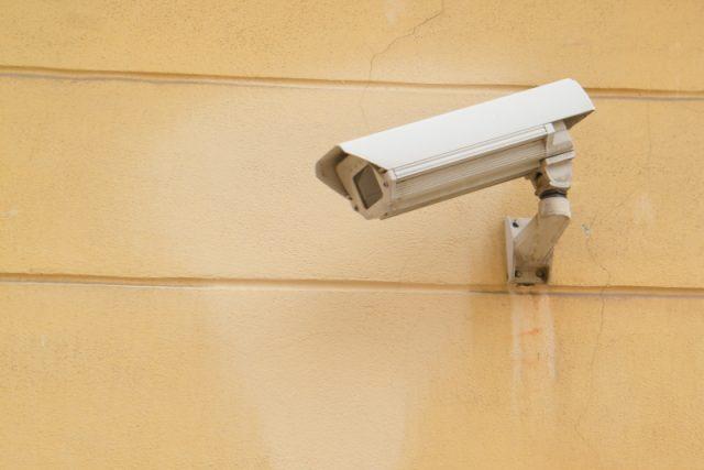 Průmyslová kamera (ilustr. obr.)