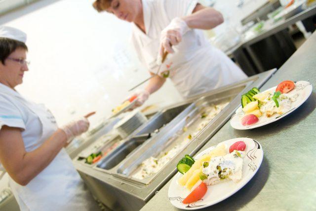 Finále soutěže o Nejlepší školní oběd