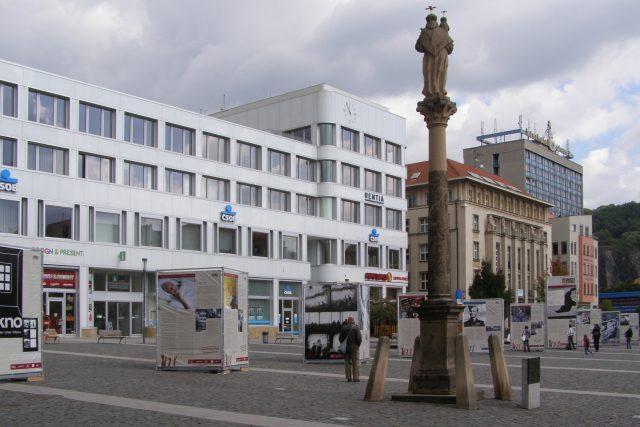 Cena Klubu Za starou Prahu – Polyfunkční palác Zdar v Ústí nad Labem  (arch. Jan Jehlík a Ivan Reimann)