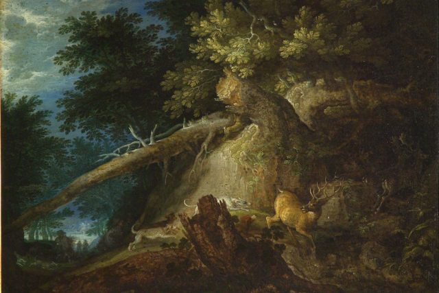 Hon na jelena, rok 1612