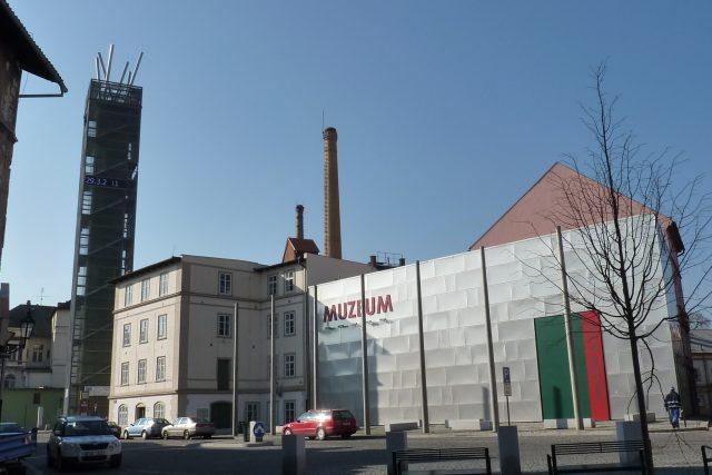 Chmelový maják a Chmelařské muzeum - Žatec