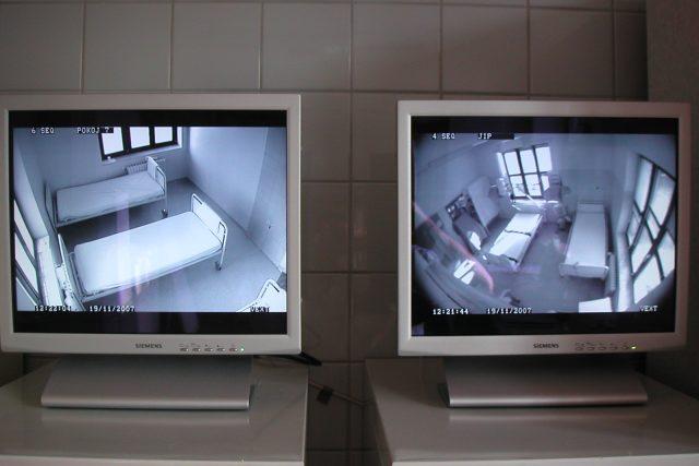 Protialkoholní záchytná stanice - ilustrační foto