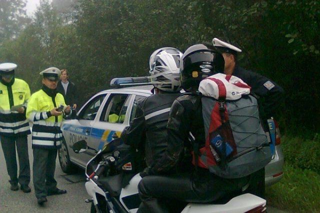 Českobudějovičtí policisté zahájili další dopravně-bezpečnostní akci