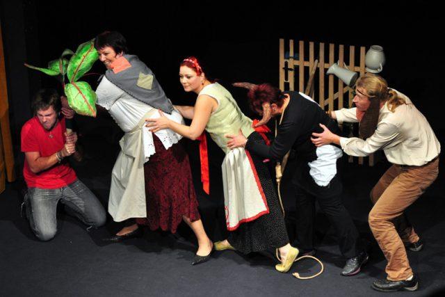 Divadelní benefice ve prospěch Centra pro rodiny s dětmi v pěstounské a osvojitelské péči v Litoměřicích