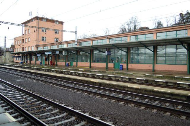 Roudnice nad Labem,  budova nádraží | foto: Frederik Velinský,  Český rozhlas