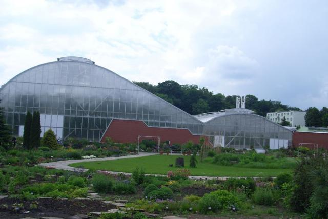 Teplice, Botanická zahrada (foto uživatele Zacatecnik)