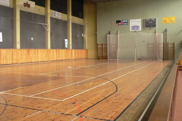 Sportovní hala v Rakovníku