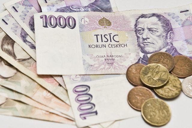 Peníze  (ilustrační foto) | foto: Filip Jandourek