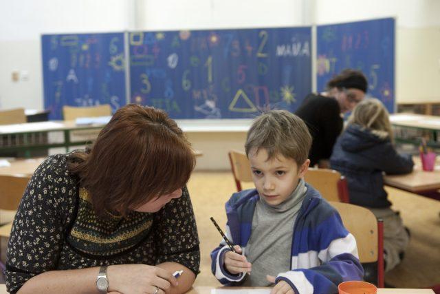 Zápis do první třídy základních škol