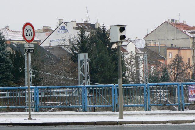 Nefunkční radary v Plzni