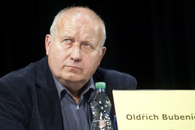 Oldřich Bubeníček, hejtman Ústeckého kraje