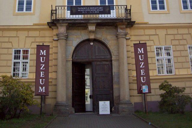 Regionální muzeum Teplice | foto: Stanislava Brádlová,  Český rozhlas