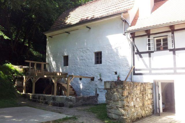 Opárenský mlýn na Litoměřicku