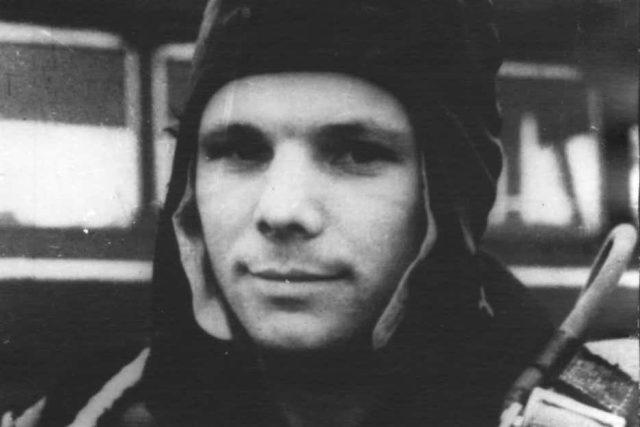Jurij Gagarin | foto: Archivní a programové fondy Českého rozhlasu