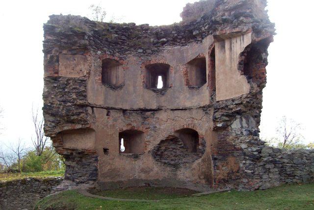 Torzo původní věže