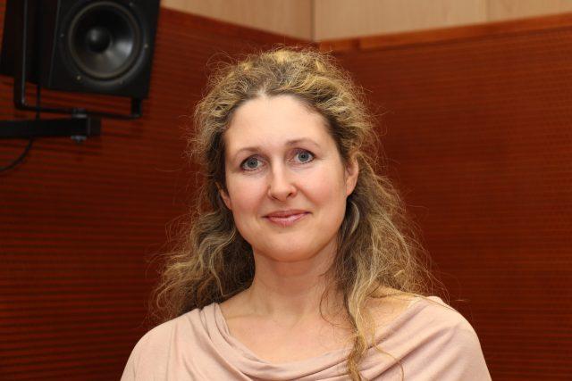Bylinářka Hana Urbánková