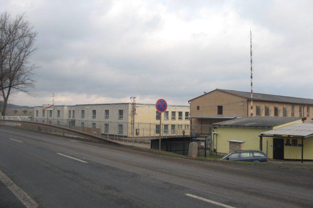 Drahonice, bývalá věznice