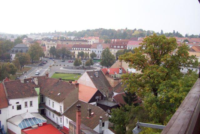 Roudnice nad Labem  (ilustr. obr.)   foto: Stanislava Brádlová,  Český rozhlas