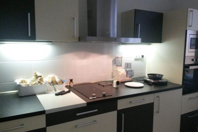 Kuchyň pro nevidomé