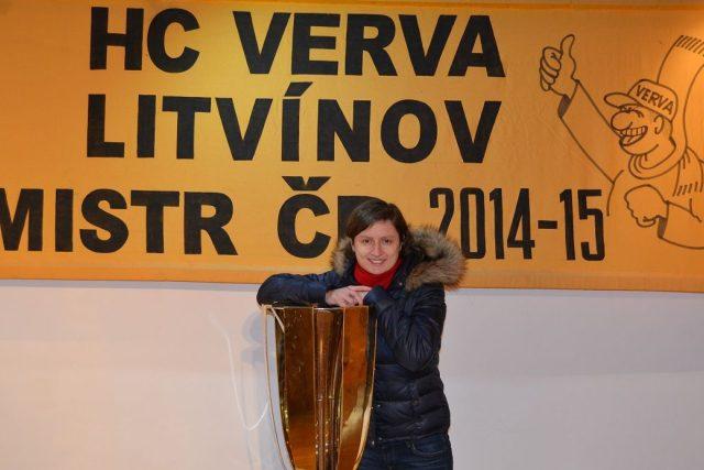 Žlutočerná euforie v Litvínově
