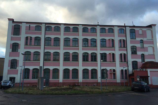 Předlice - budova, kde byla donedávna nelegální ubytovna
